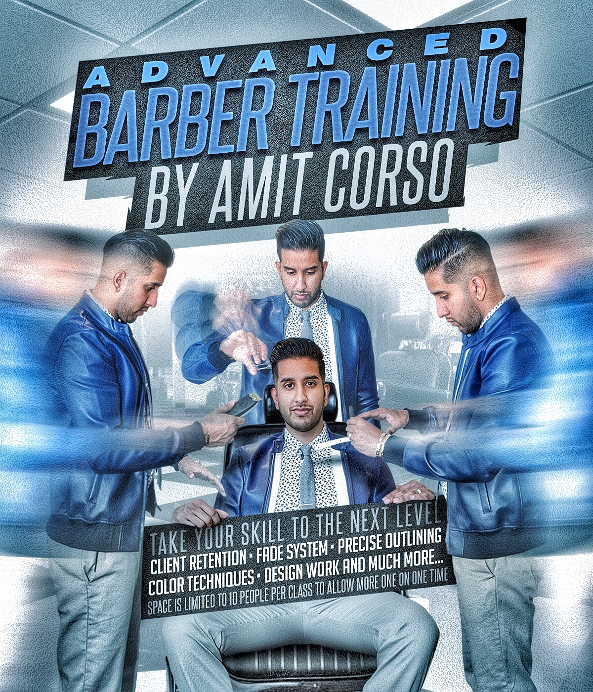 Advanced Barber Training